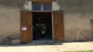 La porte grange