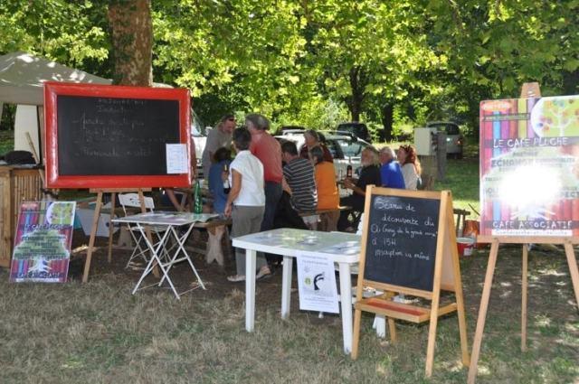 Cafe Pluche on Ville2016