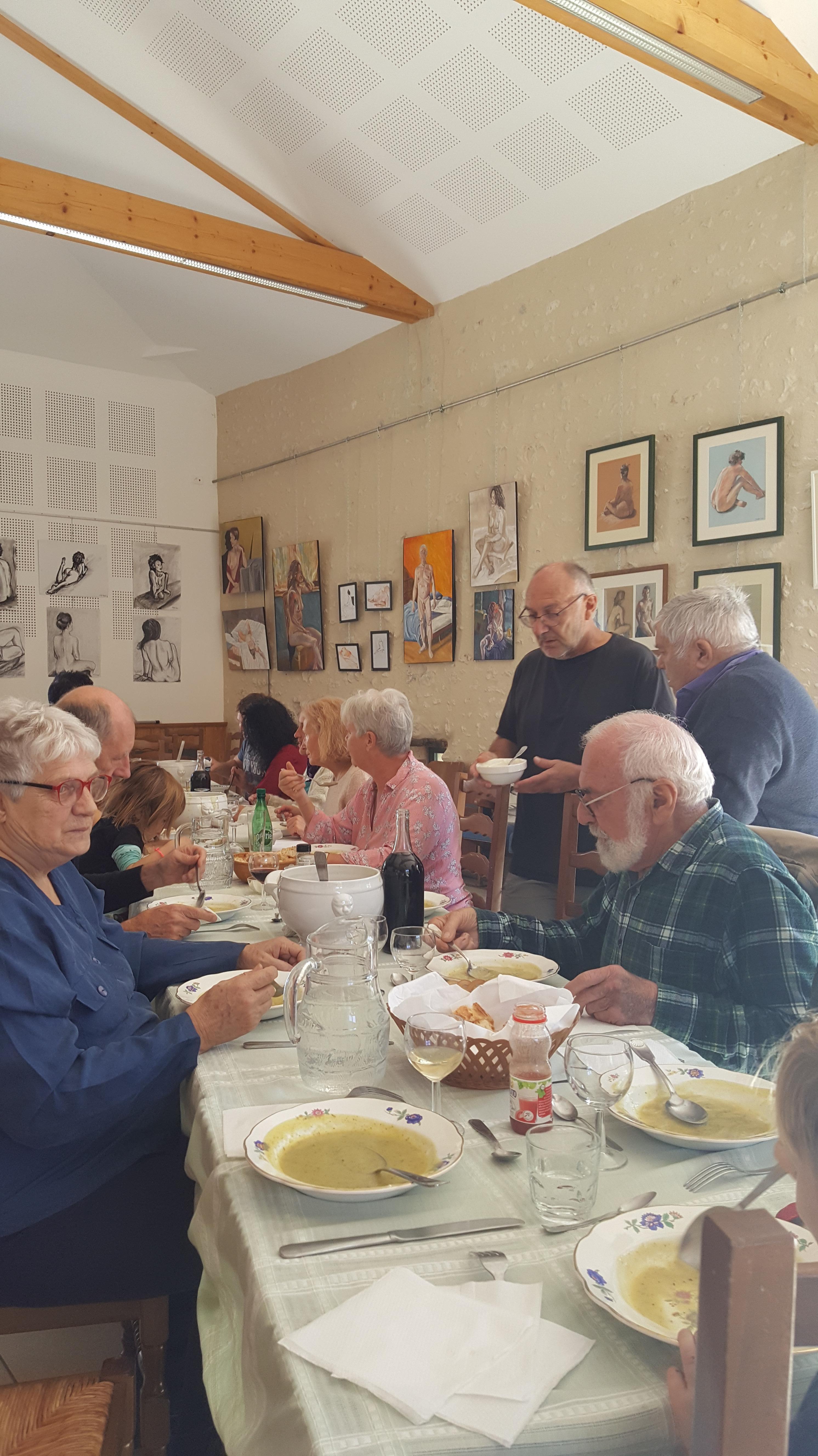 Repas Taverne du dimanche 18 Novembre