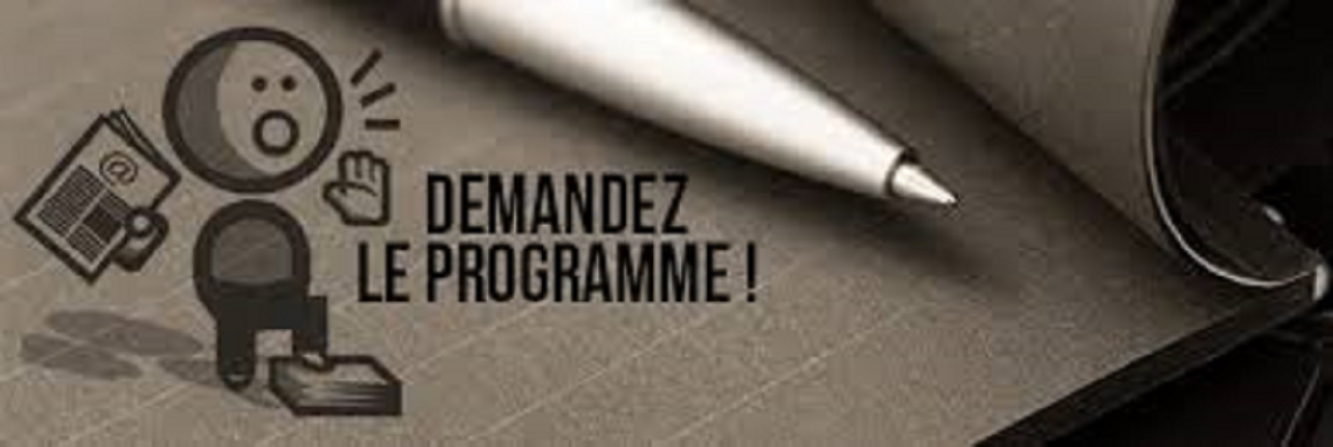 Programmation d'Octobre