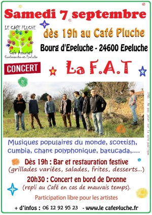 2019-09-07 La FAT