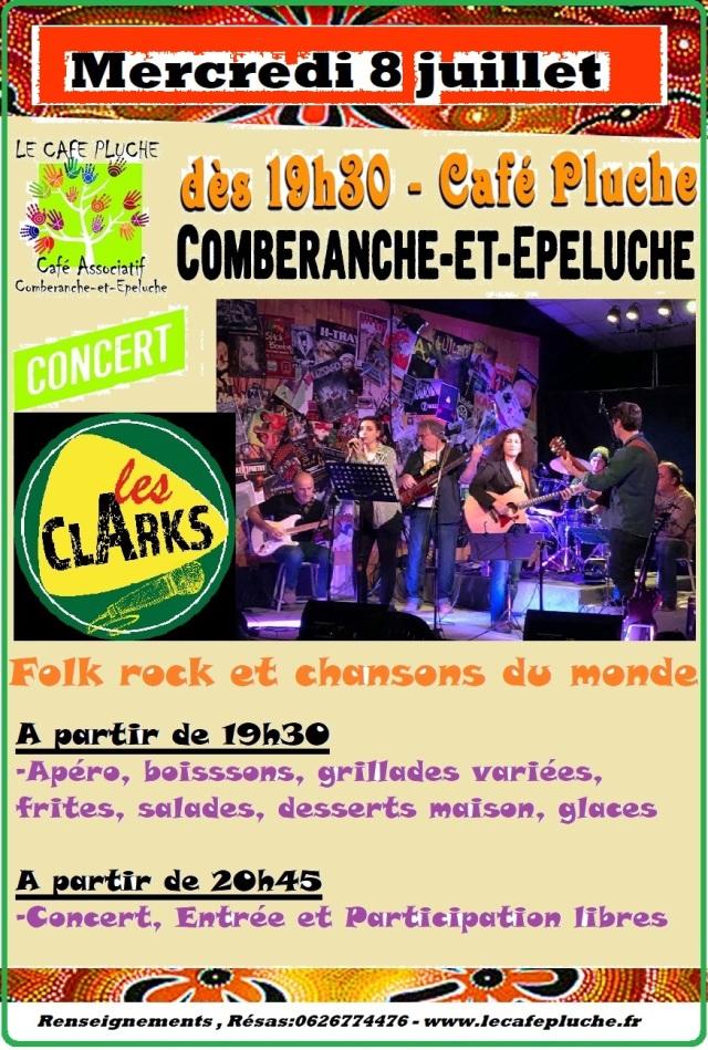 2020-07-28 Les Clark's