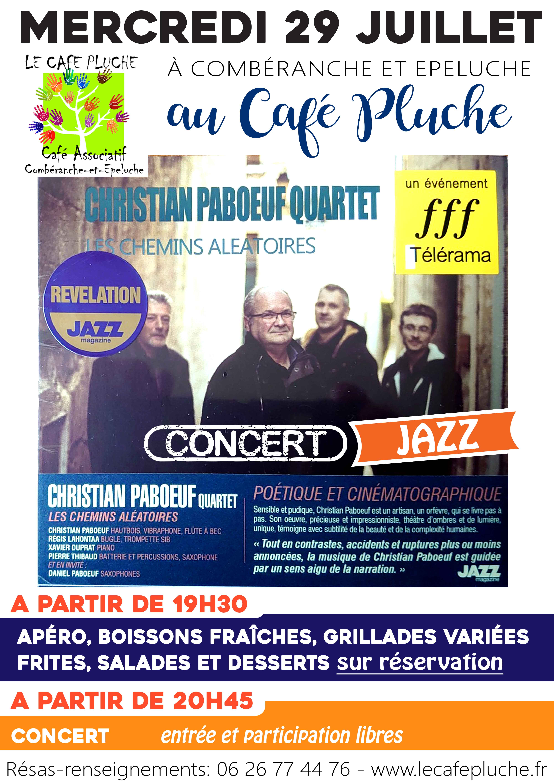 2020-07-29 paboeuf Quartet