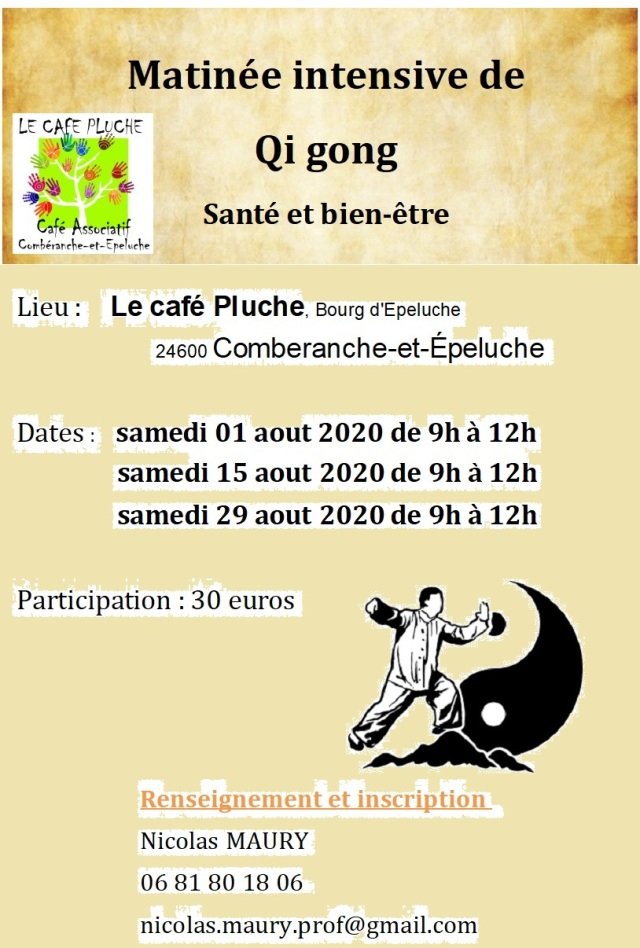 2020-07 Stage QI Gong